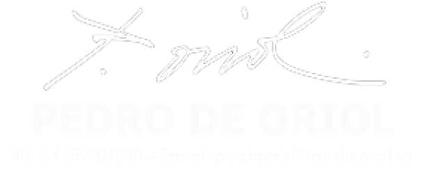 Pedro de Oriol